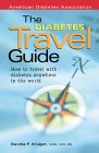 Front cover of The Diabetes Travel Guide