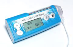 Image of D-TRON plus insulin pump